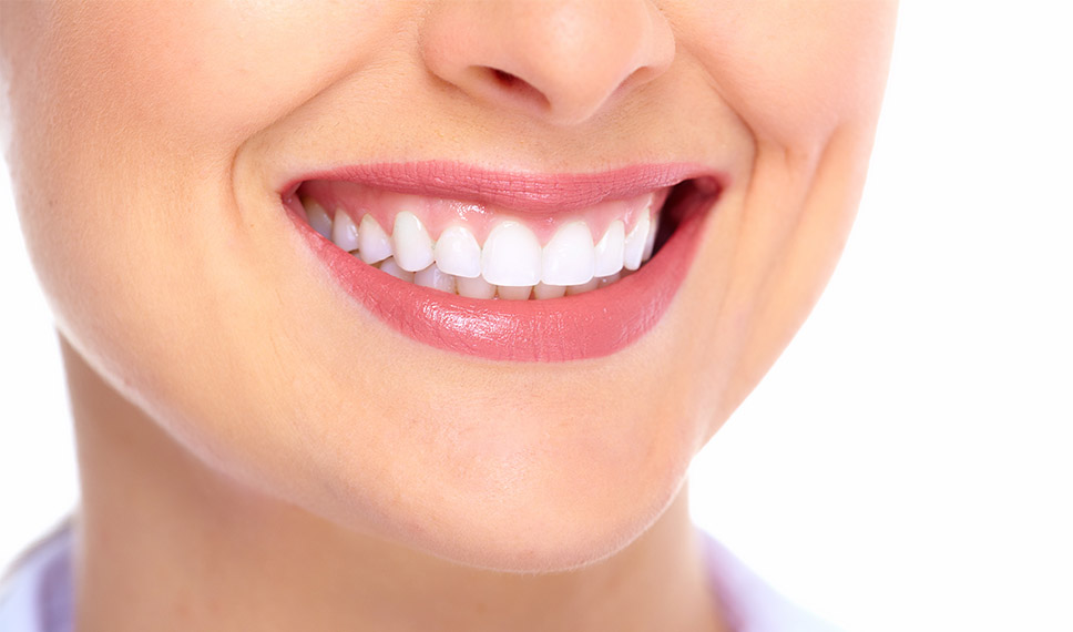 smiling woman bright teeth mouth healthy | Pembroke Pines,FL